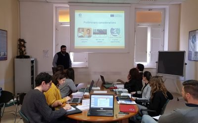 CiProVoT: Transnational learning training for Civil Protection Volunteers