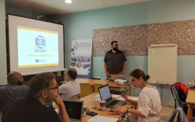 Innovative skills and competences for Civil Protection volunteers